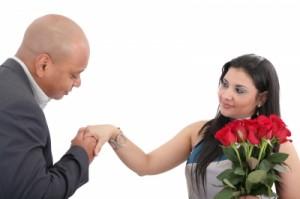Flirten taktik