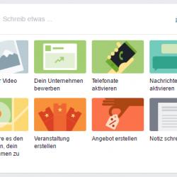 Der neue Facebook Publisher und seine Optionen