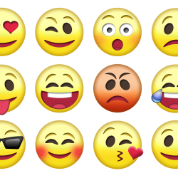 Die neuen Facebook Emoji