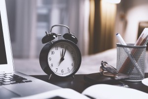 Zeitplanung Social Media